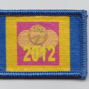 Girl Guides Australia Step-up cookie badge