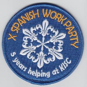 Spain Scout Badge
