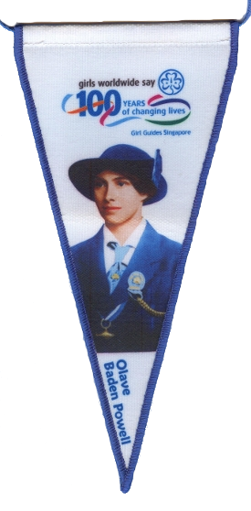 Pennant - Badge House